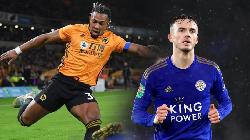 VAR Gagalkan Kemenangan Wolves atas Leicester City