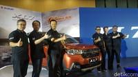 Baru Diluncurkan, Suzuki XL7 Sudah Terjual Ratusan Unit