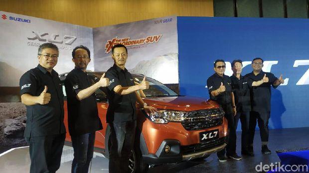Peluncuran Suzuki XL7 di Jakarta hari ini