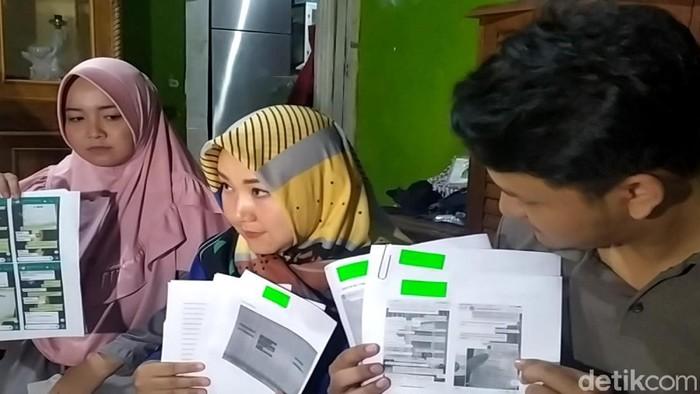 Korban Penipuan WO di Cianjur