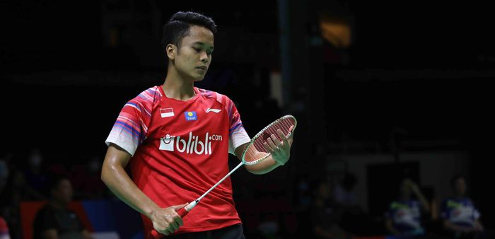 Anthony Ginting