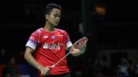 Undian BWF World Tour Finals: Anthony Ginting di Grup Neraka