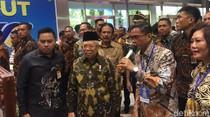 Maruf Amin Minta KPR Khusus Marbot Hingga Ojek
