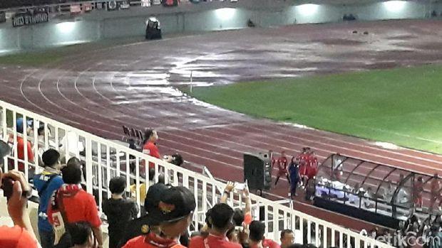 Presiden Jokowi resmikan Stadion Manahan Solo