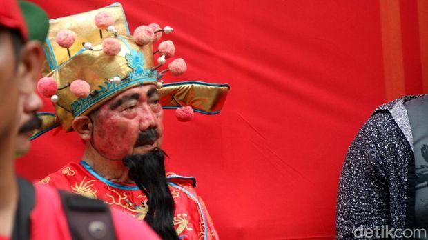 Festival Cap Go Meh di Sukabumi menjadi simbol keberagaman.