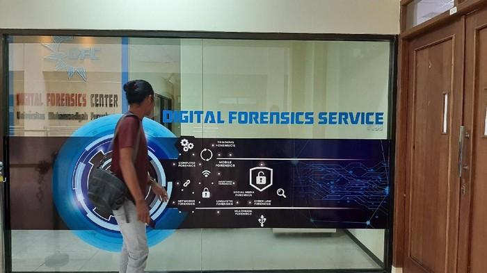 Universitas Muhammadiyah Purwokerto Membuat Digital Forensic Service
