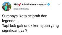 Saat Pemkot Surabaya Cuekin Cak Imin yang Berkicau di Twitter