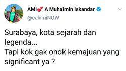 Cak Imin Sebut Kemajuan Surabaya Tak Signifikan, Ada Kaitan dengan Pilwali?