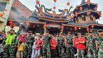 Atraksi Tatung Meriahkan Festival Budaya Cap Go Meh di Sukabumi