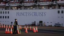 Jepang Pindahkan Penumpang Tersisa di Diamond Princess ke Fasilitas Khusus