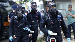 Gegana Bantu Atasi Limbah Radioaktif, Polri Pastikan Tak Terkait Aksi Teror