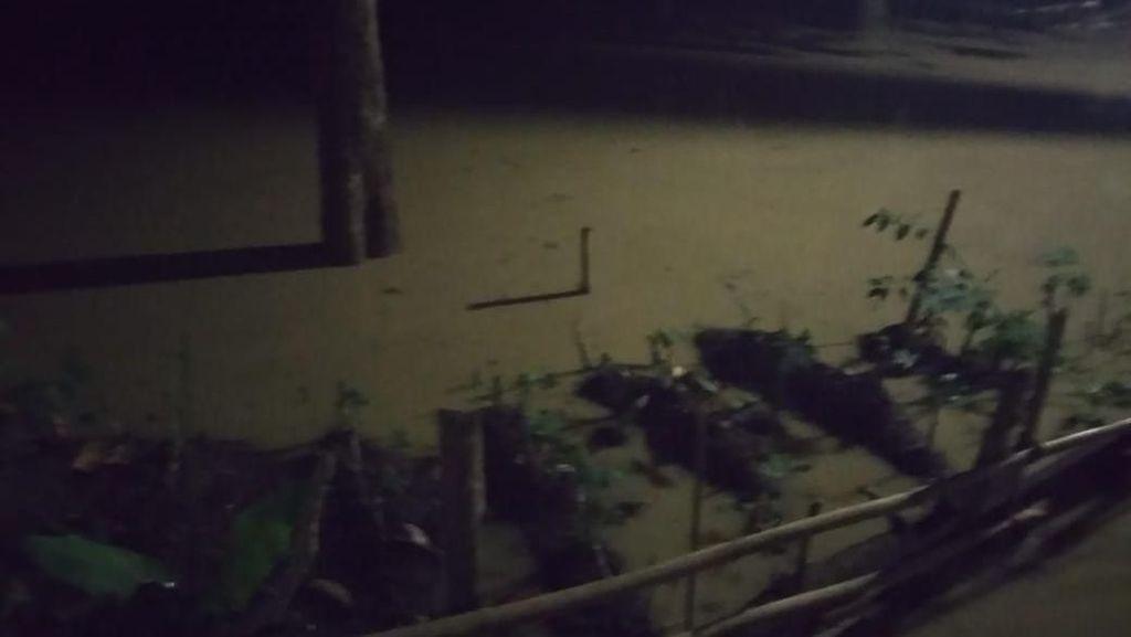 Sungai Meluap, Permukiman Warga di Simalingkar Deli Serdang Kebanjiran
