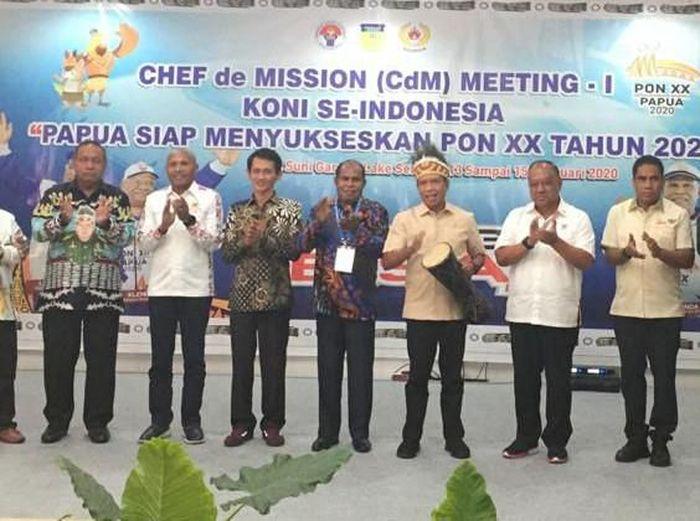 CDM Meeting PON XX 2020