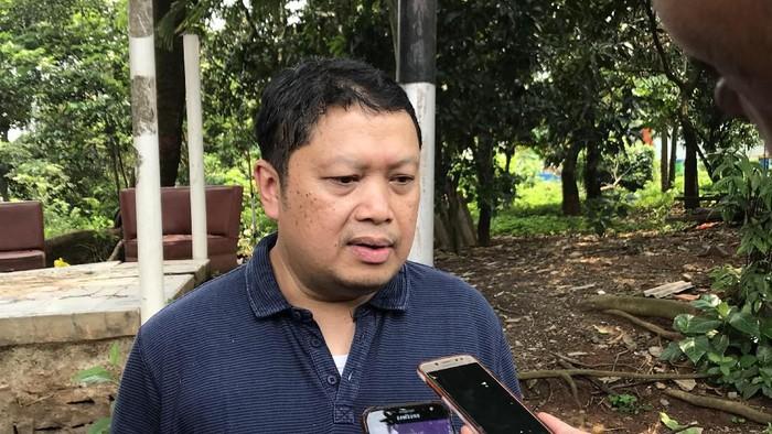 Kepala Biro Hukum, Kerja Sama, dan Komunikasi Publik Bapeten, Indra Gunawan.