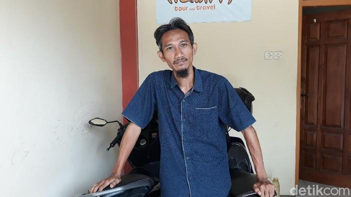 Ketua Umum Komunitas RMI, Yanuar Gajaksahda, Minggu (16/2/2020).