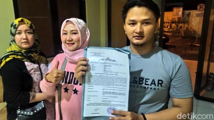 Korban penipuan WO lapor ke Polres Cianjur