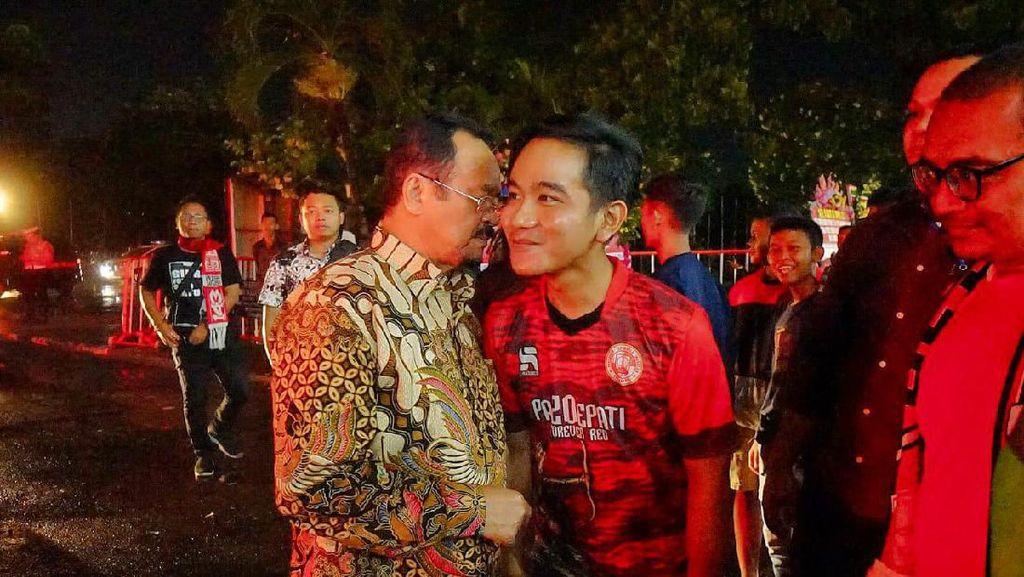 PDIP Gantung Tiket Pilkada Solo, Trik Cegah Gibran-Purnomo Membelot?