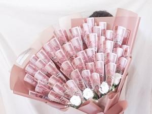 KuTips: DIY Buket Uang, Kado Unik untuk Valentine