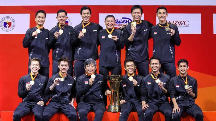 Kejuaraan Bulutangkis Beregu Asia