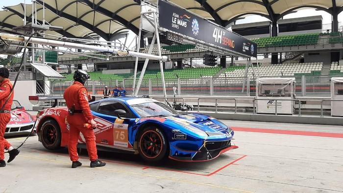 T2 Motorsports di Asia Le Mans Sepang