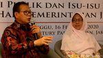 Indo Barometer Paparkan Hasil Survei Kinerja Jokowi-Maruf Amin