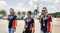 Raih Pole Position, Rio Haryanto Optimistis di Buriram
