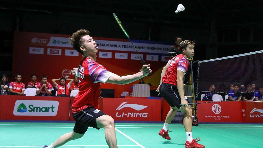 Tiga Turnamen Bulutangkis Asia Ditunda ke Januari 2021