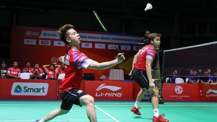 Indonesia sukses pertahankan gelar juara di Kejuaraan Bulutangkis Beregu Asia 2020. Indonesia keluar sebagai juara usai tundukkan Malaysia 3-1.