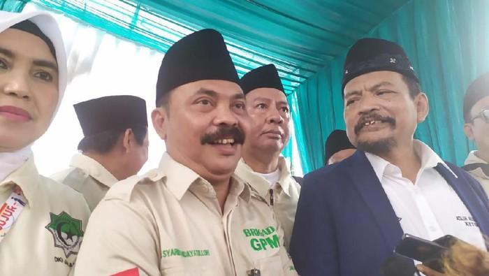 Ketua GPMI Jakarta Raya Syarief Hidayatulloh