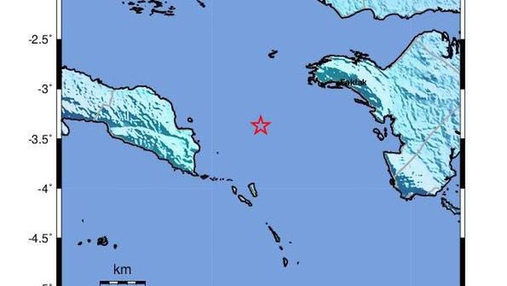 BMKG: Gempa M 5,6 di Seram Maluku Dipicu Sesar Aktif Dasar Laut