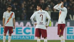 Atalanta Vs Roma: Giallorossi Takluk 1-2
