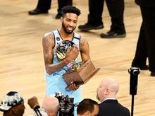 Hasil Kontes NBA All Star 2020