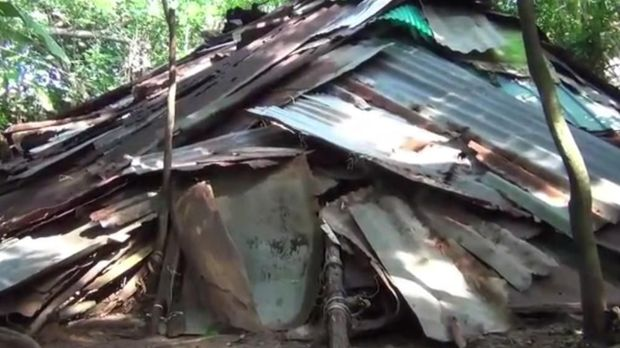 Kisah Kakek di Kendari yang Hidup Selama 30 Tahun di Gubuk 1x2 Meter