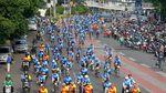 Gowes Santai 70 KM Bareng Milenial