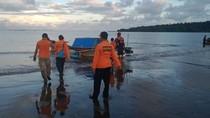 Seorang Remaja Hilang Terseret Ombak Pantai Nusakambangan