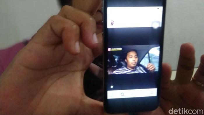 Warga perlihatkan cuplikan video permintaan maaf Vasco soal Galuh artinya brutal di akun instagram pribadinya