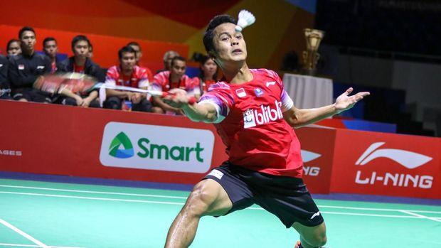 Sebanyak 13 Atlet Badminton Indonesia Lolos Olimpiade 2020