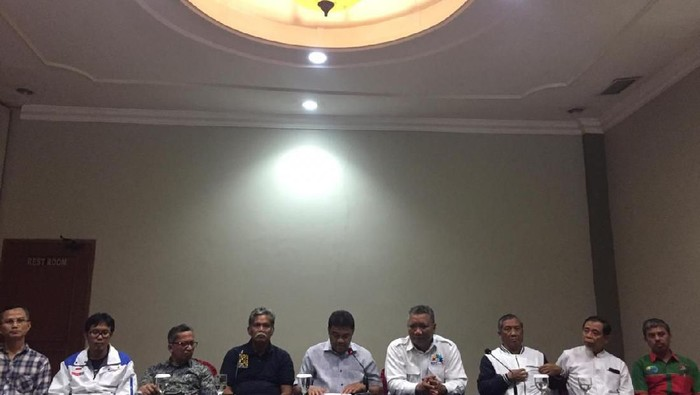 Konferensi Pers KSPI