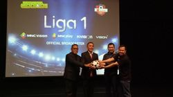 Liga 1 2020 Punya Official Broadcaster Baru