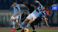 Matikan Lukaku dan Lautaro Kunci Lazio Hempaskan Inter