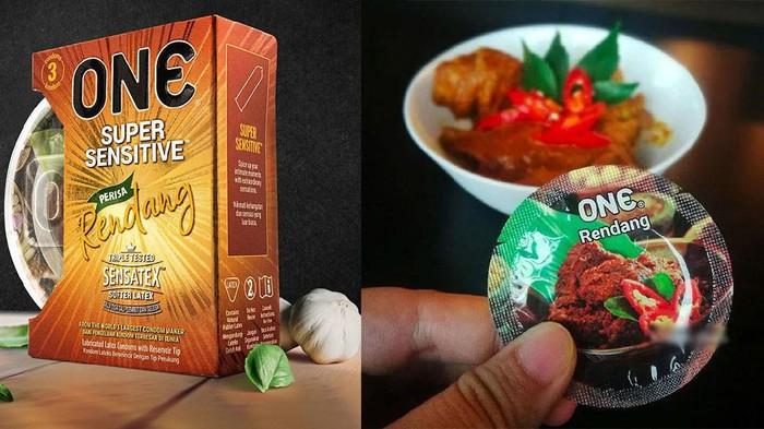 Kondom Rasa Makanan