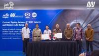 Dimulai Bulan Depan, Begini Tahapan Pembangunan MRT HI-Kota