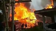 Kebakaran di Toraja Utara: 6 Rumah, 1 Mobil, Uang Rp 300 Juta Hangus