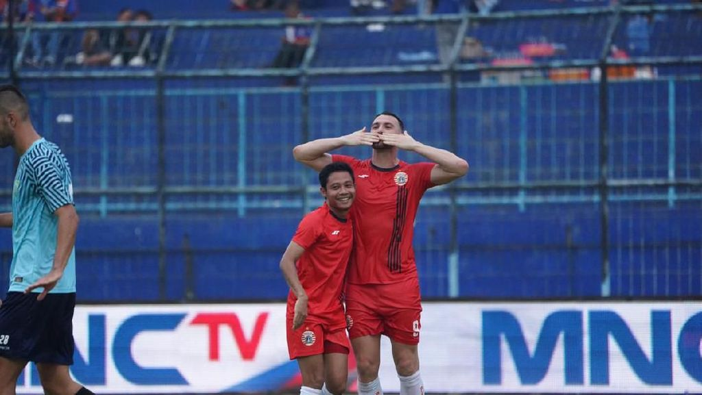 Persija Jakarta Sebut-sebut The Dream Team, Kenapa?