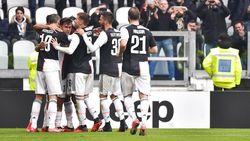 Juventus Vs Brescia: Bersama Sarri, Bianconeri Nyaris Sempurna di Kandang