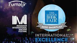 MIWF Dinominasikan untuk Penghargaan London Book Fair
