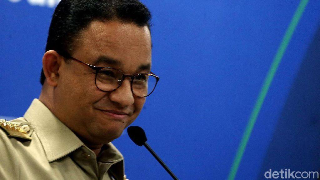 Cerita di Balik TikTok Goyang Ubur-ubur Anies Bareng Anggota DPRD DKI