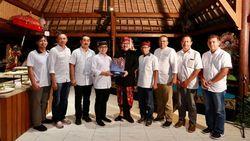 Bertemu Anas, Wagub Bali Sebut Banyuwangi Membangun Pariwisata, Peradaban