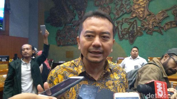 Ketua Komisi X DPR Syaiful Huda