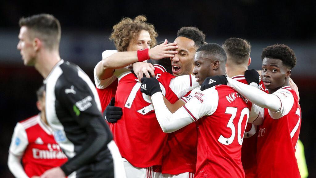 Ledakan Arsenal di Babak Kedua Hancurkan Newcastle